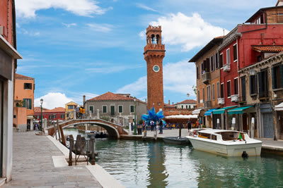 Murano old town